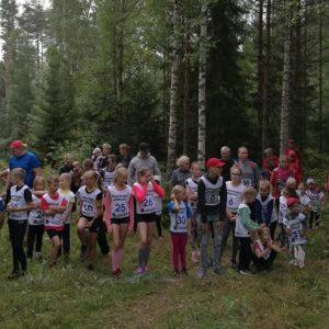 Polkujuoksukilpailut